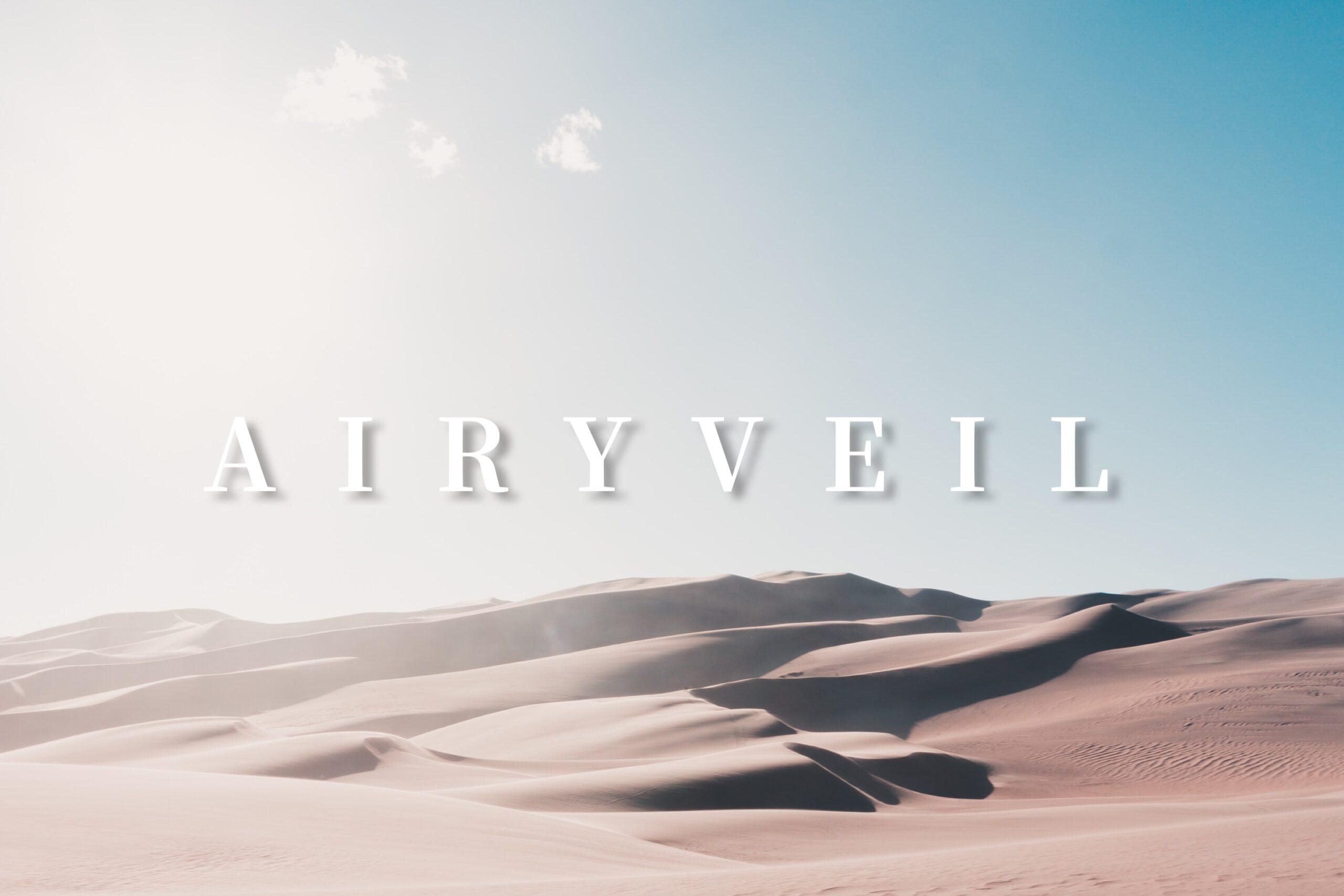 AIRYVEIL(エアリベール)